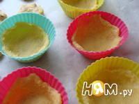 Приготовление корзиночек с ягодами: шаг 1