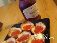 Приготовление корзиночек с ягодами: шаг 6