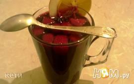 Глинтвейн с чаем