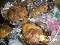 Приготовление мясных мешочков: шаг 14