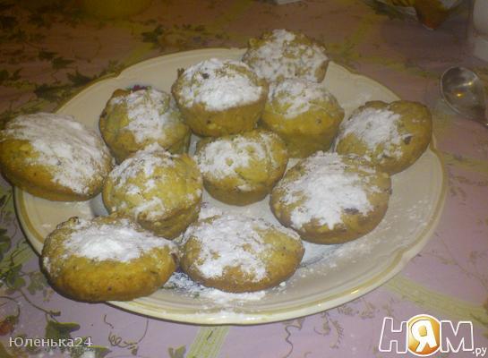 Арахисовые кексы