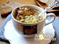 Приготовление французского лукового супа: шаг 5