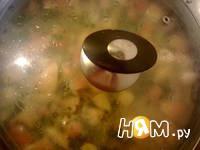 Приготовление овощного рагу со свининой: шаг 14