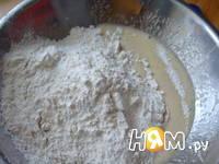 Приготовление пирога Бабушкина салфетка: шаг 5