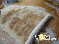Приготовление пирога Бабушкина салфетка: шаг 10