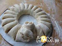 Приготовление пирога Бабушкина салфетка: шаг 12