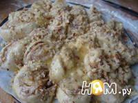 Приготовление пирога Бабушкина салфетка: шаг 15