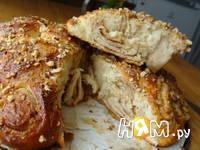 Приготовление пирога Бабушкина салфетка: шаг 17