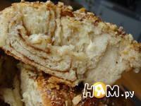 Приготовление пирога Бабушкина салфетка: шаг 18