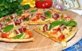 Бистро - Пицца на сковороде