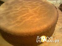 Приготовление бисквита для тортов: шаг 10