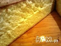 Приготовление бисквита для тортов: шаг 12