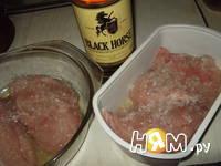 Приготовление вяленого куриного филе: шаг 2