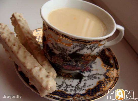 """Имбирный чай """"Стоп мороз"""""""