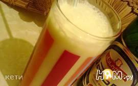 Энергетический коктейль с пивом