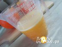 Приготовление апельсинового суфле: шаг 5