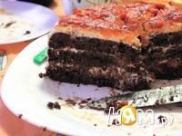 Приготовление торта с черносливом и шоколадом: шаг 11