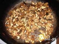 Приготовление орехового печенья: шаг 4