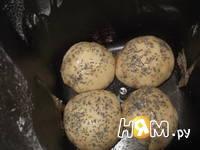 Приготовление хлеба с халвой: шаг 6
