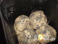Приготовление хлеба с халвой: шаг 8