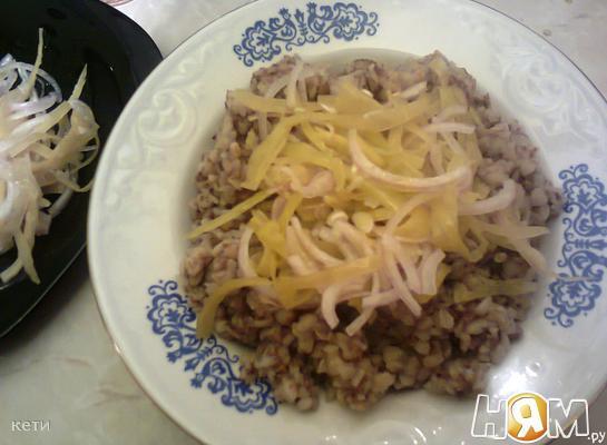 Острый салат из стручкового перца