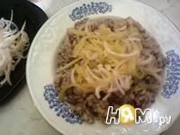 Приготовление салата из стручкового перца: шаг 6