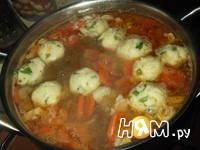 Приготовление куриного супа с сельдереем: шаг 10
