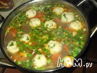 Приготовление куриного супа с сельдереем: шаг 12