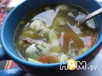 Приготовление куриного супа с сельдереем: шаг 13