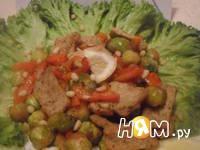 Приготовление свинины с брюссельской капустой: шаг 7