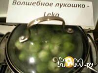 Приготовление брюссельской капусты с орешками и джемом: шаг 2