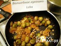 Приготовление брюссельской капусты с орешками и джемом: шаг 8
