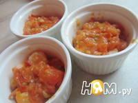Приготовление креветок запеченных с сыром: шаг 4