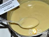 Приготовление крем-супа из брюссельской капусты: шаг 8