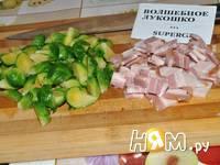 Приготовление крем-супа из брюссельской капусты: шаг 9