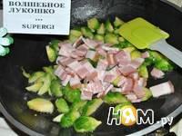 Приготовление крем-супа из брюссельской капусты: шаг 11