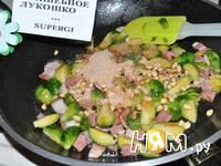 Приготовление крем-супа из брюссельской капусты: шаг 12