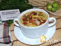Приготовление крем-супа из брюссельской капусты: шаг 14