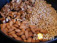 Приготовление витаминной смеси: шаг 1
