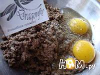 Приготовление пирог с печенью и брюссельской капустой: шаг 7