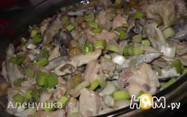 """Салат """"Курочка Ряба"""""""