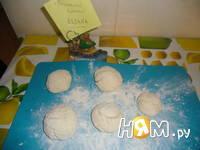 Приготовление пирожков с брюссельской капустой: шаг 5