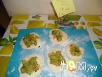 Приготовление пирожков с брюссельской капустой: шаг 6