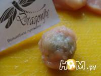 Приготовление хрустящих шариков из капусты и мяса: шаг 6