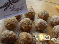 Приготовление хрустящих шариков из капусты и мяса: шаг 14