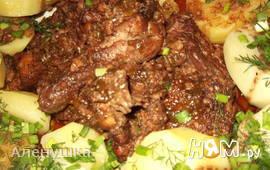 Гурули (курица по-гурийски )