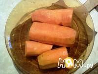 Приготовление варенья из морковки: шаг 1