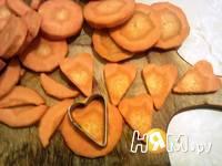 Приготовление варенья из морковки: шаг 3
