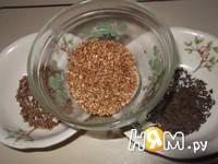 Приготовление хлеба с тмином: шаг 2