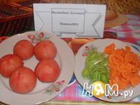 Приготовление томатного супа с беконом: шаг 1